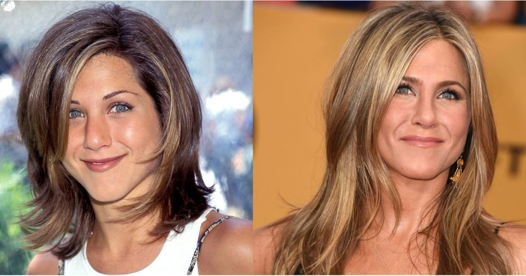 21 Times You Wished You Had Jennifer Aniston's Cool