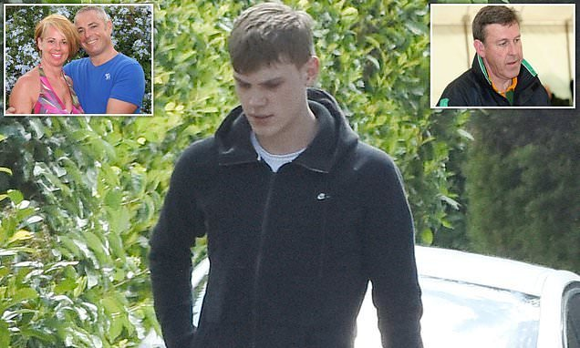 First pictures of drug-driver, 18, who hit and killed two men