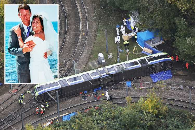 Croydon tram crash widow slams two-and-a-half-year police probe that has seen no charges, inquest or closure