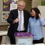 Australia's conservative coalition scores stunning political victory in general election, defies polls forecasting loss