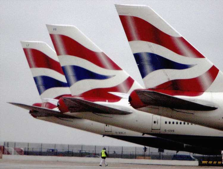 British Airways halted flights to Cairo after spooks picked up on a 'specific threat' – The Sun