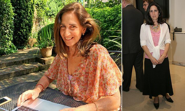 PM's wife Marina Wheeler shares the story of her cervical cancer