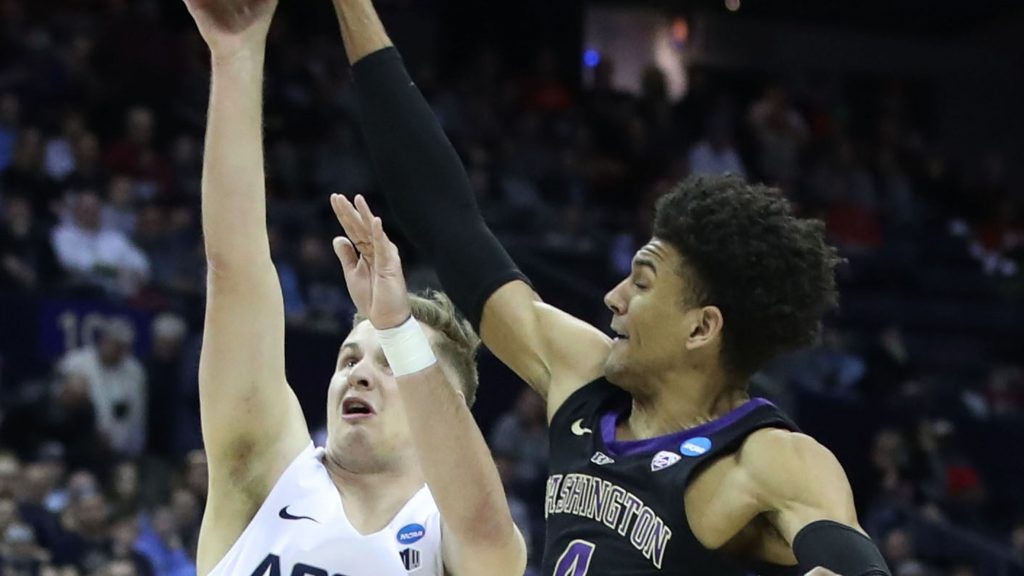 Opinion: Washington hoping to be colossal March Madness ...