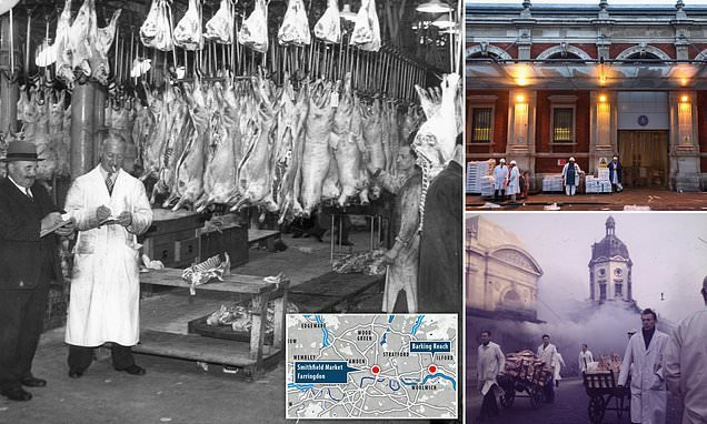 Britain's largest meat market to leave the City ...