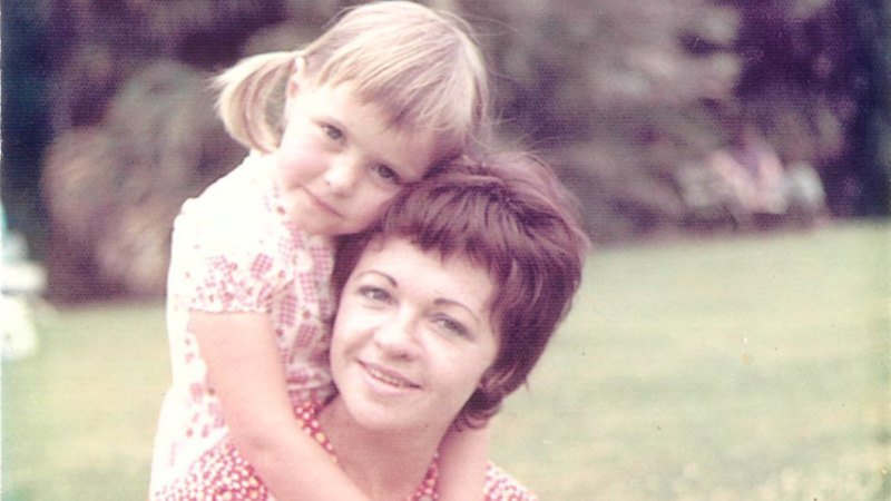 The scent of my mother keeps her close, even 20 years after