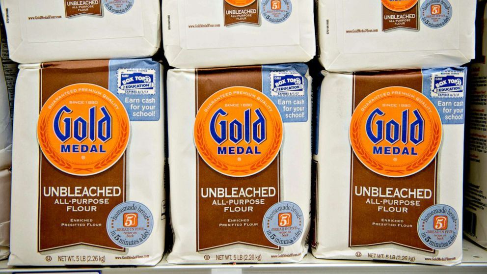 Bakers beware: General Mills recalls Gold Medal flour over E. coli fears